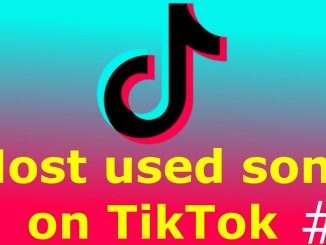 How to use the song on TikTok